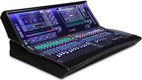 Allen & Heath Dlive C